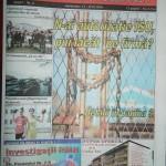 A apărut numărul 4 al ziarului Făgărașul TĂU. Aflați AICI, ce informații cuprinde!