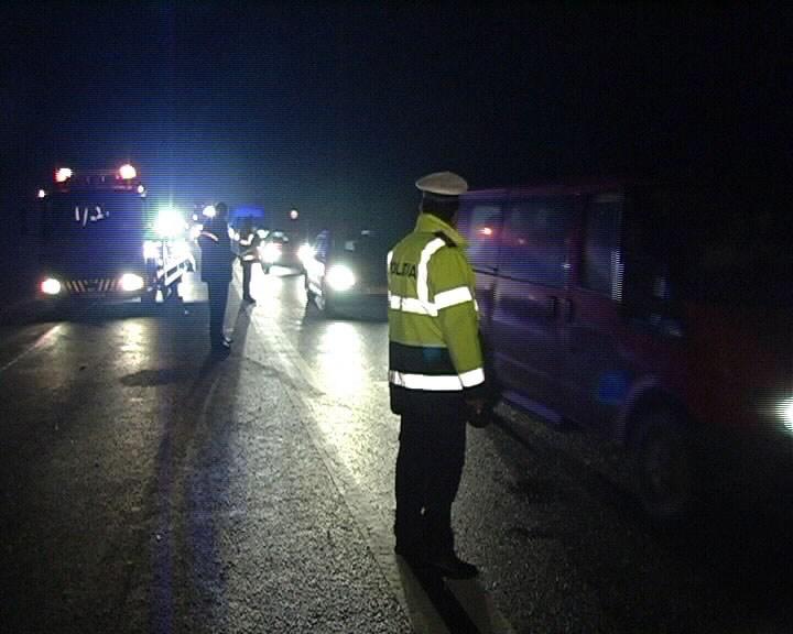 Accident între Șercaia și Părău