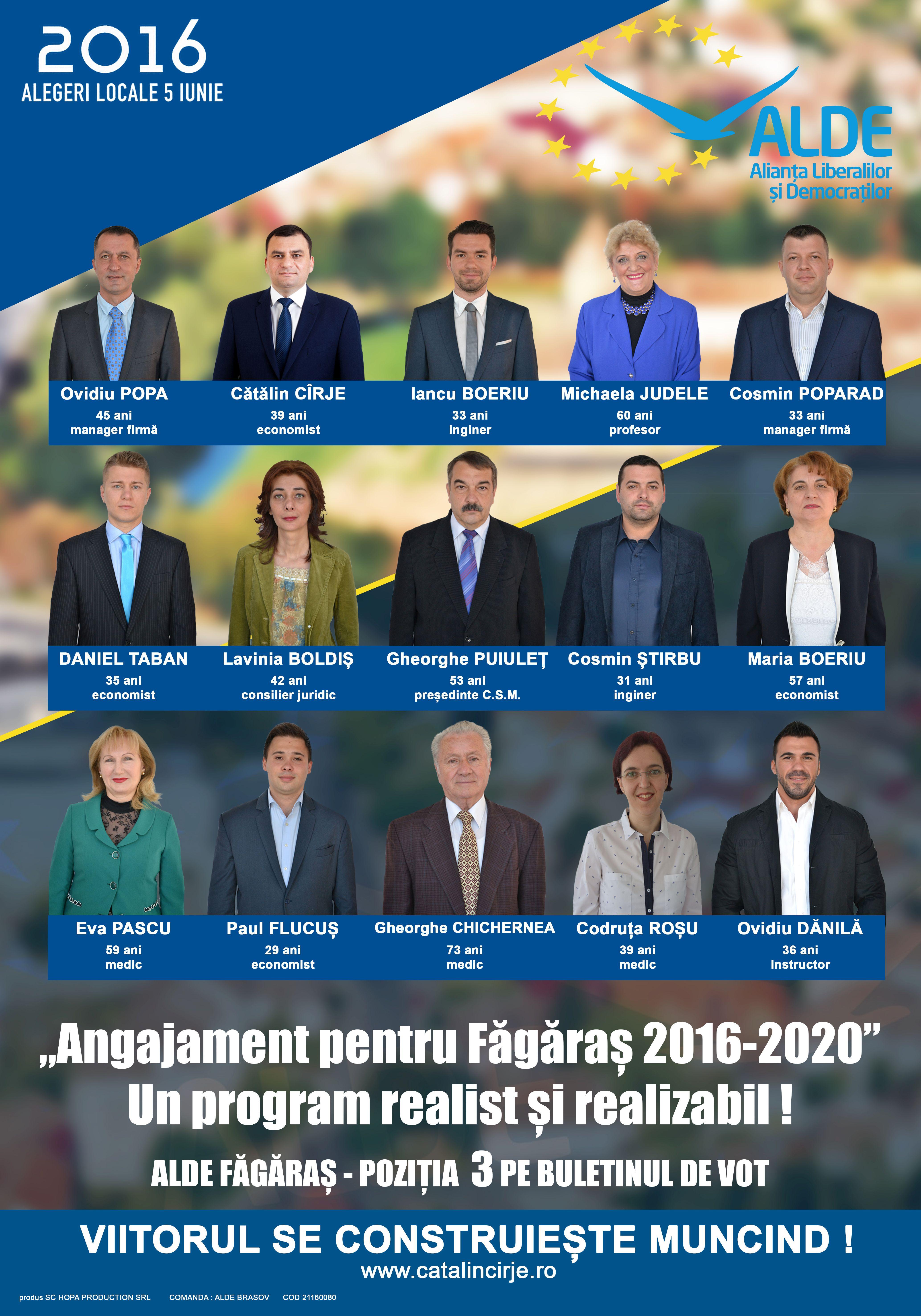 poster ALDE 999-lucru FB