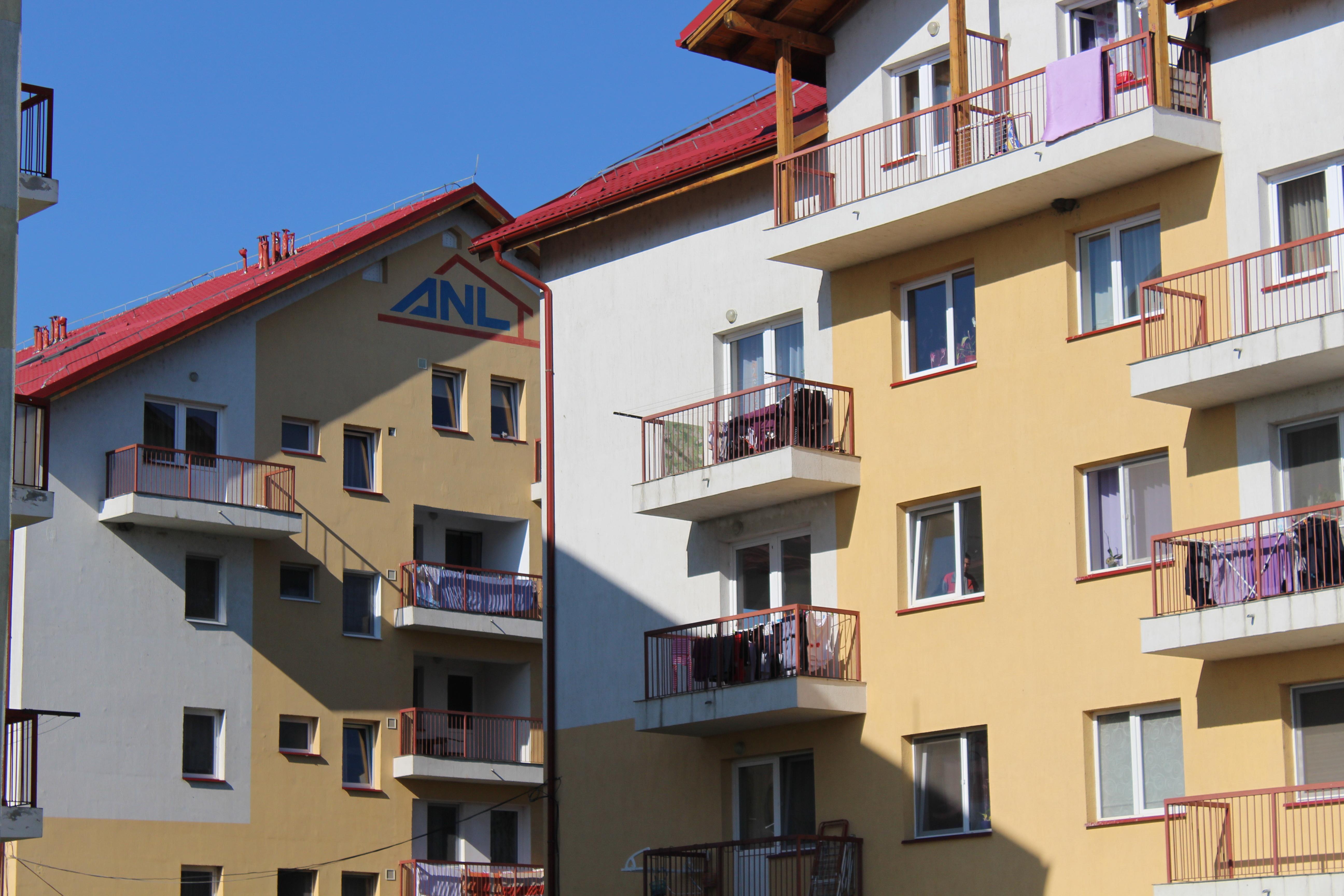 33 de dosare, admise pentru acordarea unei locuințe ANL. În momentul de față doar cinci locuințe sunt disponibile