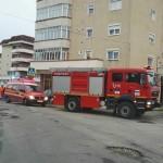 Pompierii, solicitați la un incendiu de vegetație