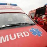Accident pe DN1, la Perșani, cu cinci victime. Una din victime e încarcerată și inconștientă
