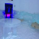Hotelul de gheață se va deschide oficial în 10 februarie