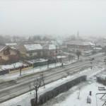 Iarna nu se dă bătută! Meteorologii anunță ninsori și viscol