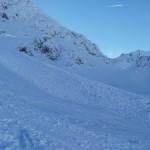 Avertizare privind risc major de avalanșe în masivul Făgăraș!