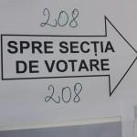 Ora 9.00. Prezența la vot în Făgăraș și Țara Făgărașului