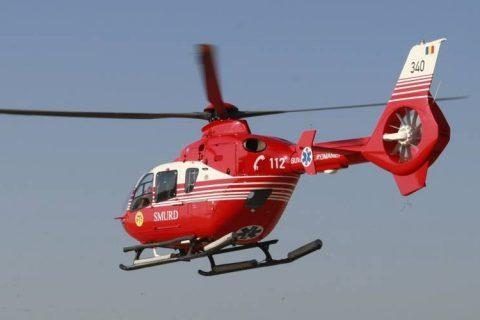O femeie cu un deget rupt în Munții Făgăraș a cerut să fie coborâtă cu elicopterul. Reacția Salvamont