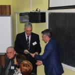 Primarul Făgărașului i-a acordat titlul de cetățean de onoare al Făgărașului profesorului Alexandru Boroiu