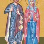 Sfinții Adrian și Natalia – Sărbătoarea Familiei