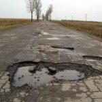 Harta calității drumurilor din România