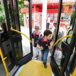 Călătorii gratuite pentru elevii din Făgăraș