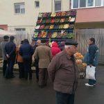 """Făgărășenii își pot aproviziona cămara pentru iarnă la prețuri mai mici, în cadrul """"Zilei Recoltei"""""""