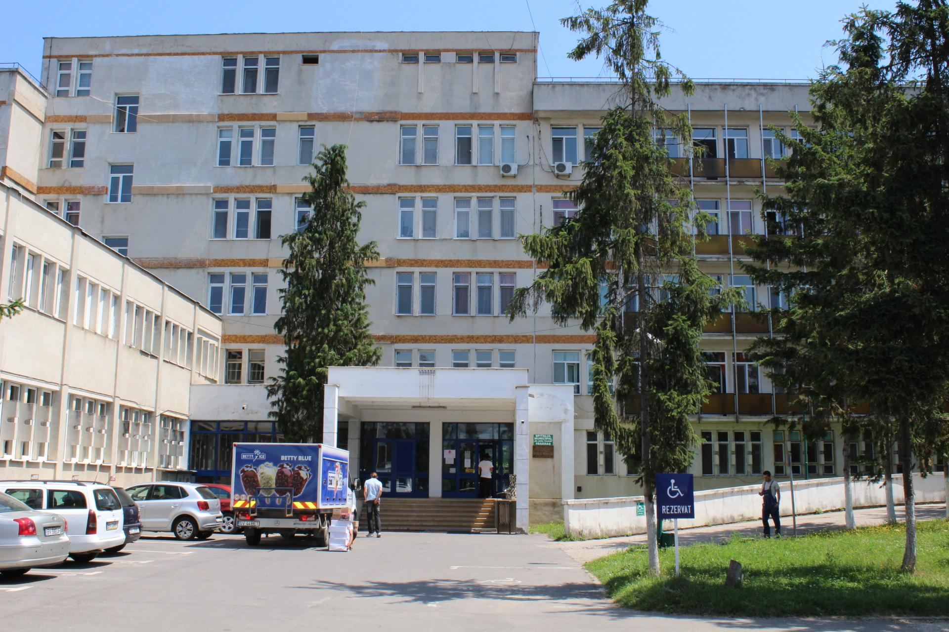 Formele ușoare de Covid-19, tratate și la Spitalul Municipal Făgăraș