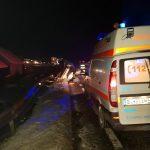 Accident pe DN1, cu două victime încarcerate