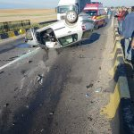 Depășire interzisă, șofer mort