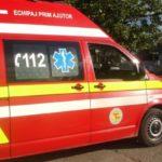 Tânără de 25 de ani, găsită de pompieri inconștientă în casă