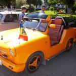 Pasionații de Trabant își dau întâlnire la Făgăraș
