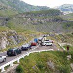 Trafic oprit pe Transfăgărășan