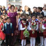 FOTO. Prima zi de școală în instituțiile de învățământ din Făgăraș