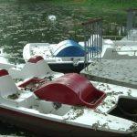 De pe lac, aruncate în depozitele pieței agroalimentare. Cum s-a gestionat una din atracțiile Făgărașului