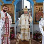 Slujire arhierească la Mărgineni