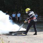 Ceremonial militar și religios, paradă militară și exerciții demonstrative, de Ziua Pompierilor, la Cetatea Făgăraș
