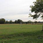 Lucrări necesare la terenul de fotbal de la Beclean