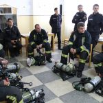 Cursanți din șase județe învață să lupte cu focul, la Făgăraș