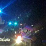Șoferul ambulanței implicate în accident, alcoolemie de 0,97mg/l alcool în aerul expirat