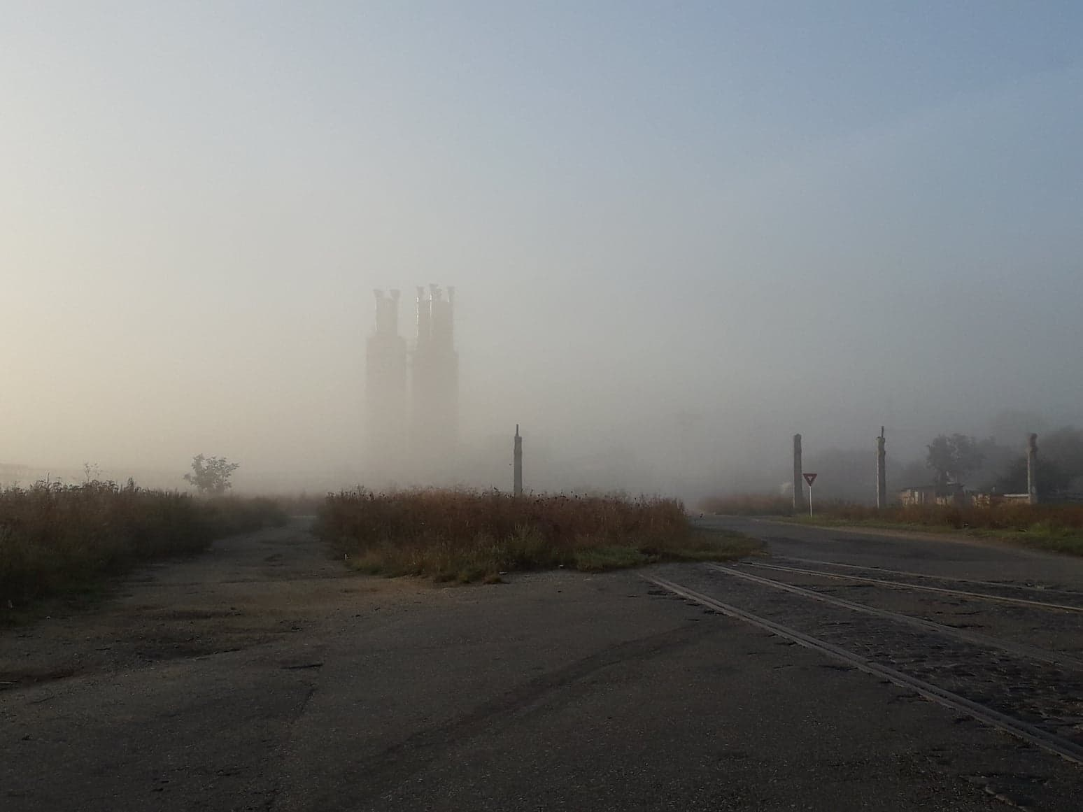 Cod Galben de ceață în județul Brașov. Ce localități sunt vizate
