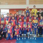Karatiștii făgărășeni, locul 2, la o competiție desfășurată în Slovenia
