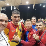 Făgărășeanul Dumitru Paraschiva a obținut prima medalie pentru România, la INVICTUS 2018