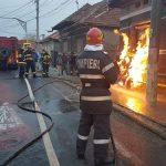 O intervenție neautorizată ar fi dus la producerea incendiului la țeava de gaz