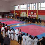 Făgărașul, gazda Cupei României la karate
