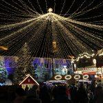 Se deschide Târgul de Crăciun de la Sibiu. Patinoarul, noua atracție