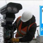 Radare fixe, în cinci zone de pe drumurile județului Brașov