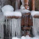 Protejați apometrele împotriva înghețului !