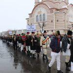 FOTO-VIDEO. Făgărașul, capitala tradițiilor. Festivalul cetelor de feciori – ediția a XIII-a