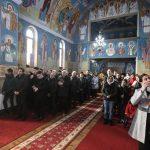 Liturghie arhierească la Făgăraș
