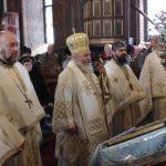 """Liturghie arhierească la Biserica """"Sfânta Treime"""" din Făgăraș"""