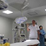 Investiții importante la Spitalul din Făgăraș. Cea mai importantă- sala de operații cu flux laminar