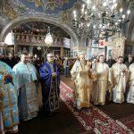 Liturghie arhierească la Viștea de Sus