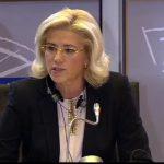 COMISARUL EUROPEAN, CORINA CREȚU, VIZITĂ OFICIALĂ ÎN FĂGĂRAȘ ȘI ȚARA FĂGĂRAȘULUI