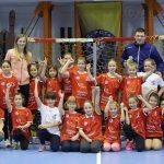 Prima competiție pentru cele mai mici sportive ale CSM Făgăraș