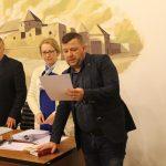 Noul consilier local ALDE a depus aseară jurământul