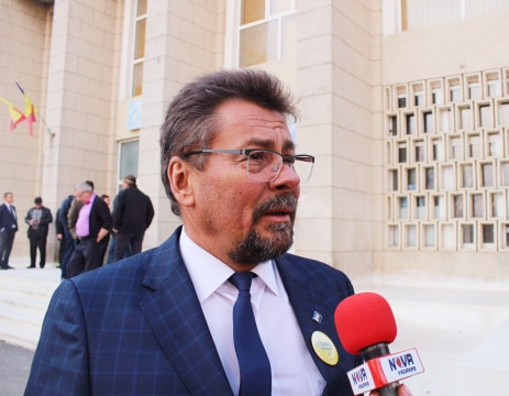 Nelu Mareș și-a dat demisia de la conducerea PNL Făgăraș