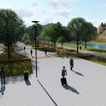 Ce prevede proiectul pentru modernizarea zonei centrale a Făgărașului