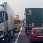 Restricţii de circulaţie pe DN1, pentru maşinile de mare tonaj