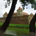 Cetatea Făgărașulului va intra în șantier. Turiștii pot vedea cum se desfășoară procesul de restaurare.