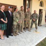 Un nou compartiment amenajat la Centrul social-cultural Sfinţii Martiri Brâncoveni